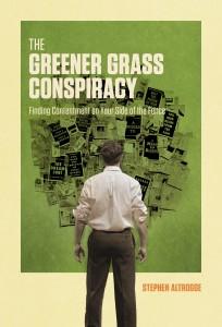 'The Greener Grass Conspiracy Cover Art'