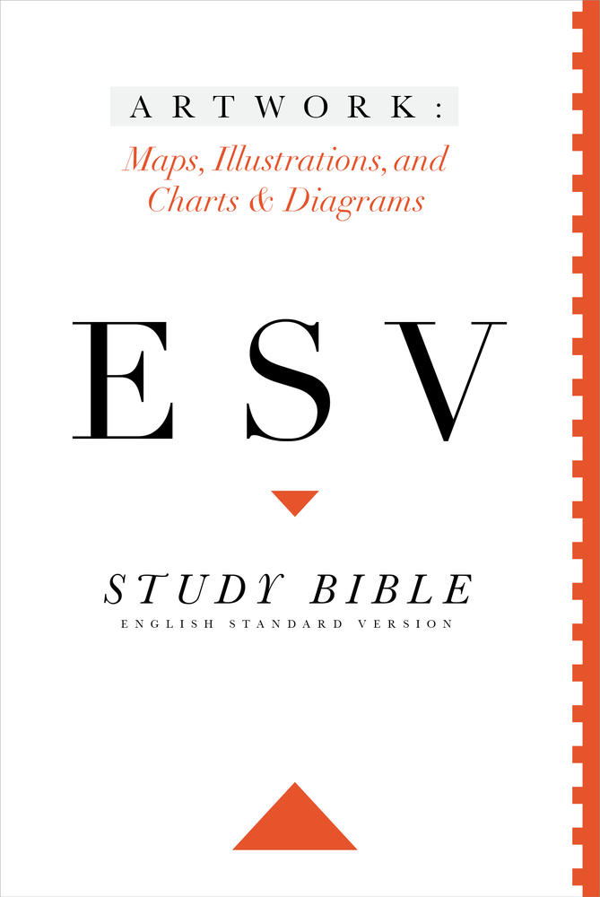 ESV Study Bible Artwork: Maps, Illustrations, and Charts &amp; Diagrams