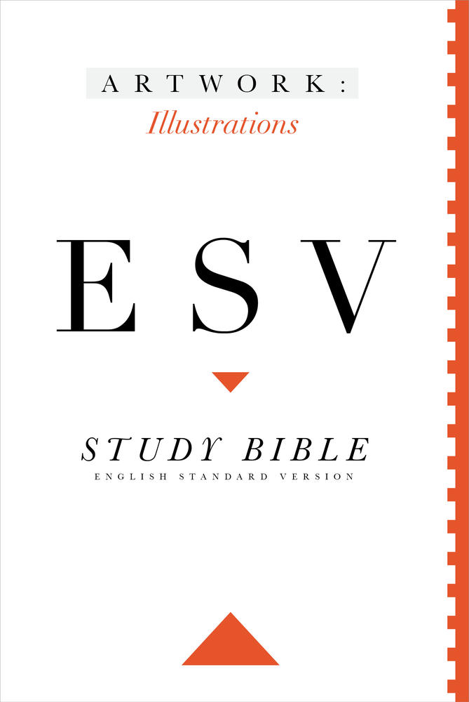 ESV Study Bible Artwork: Illustrations