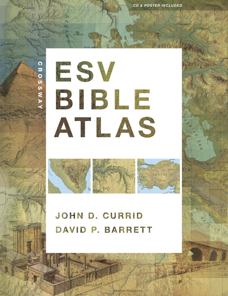 Crossway ESV Bible Atlas
