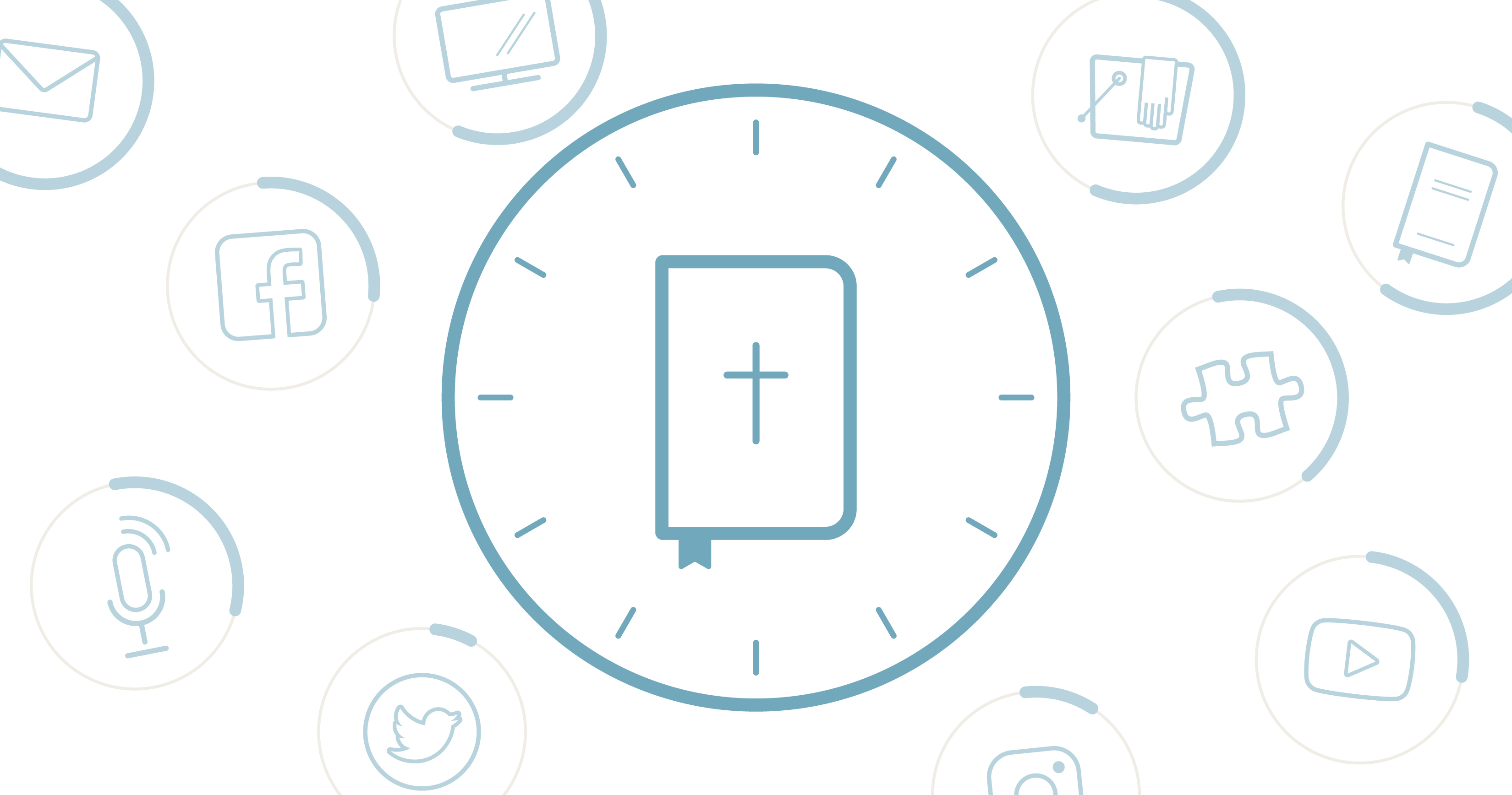 Infographic: You Have More Time for Bible Reading than You Think