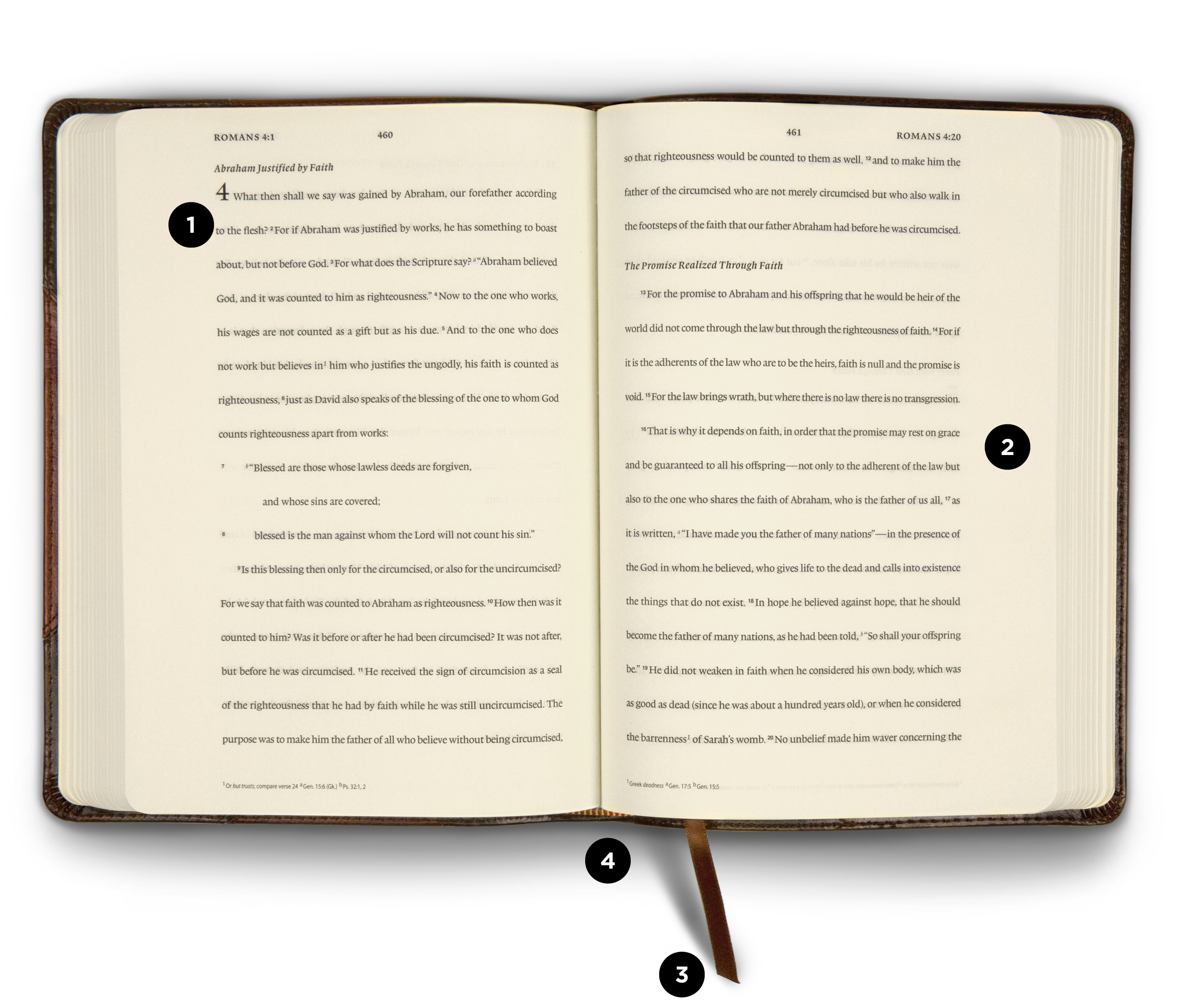 Introducing the 'ESV Journaling New Testament, Inductive Edition'