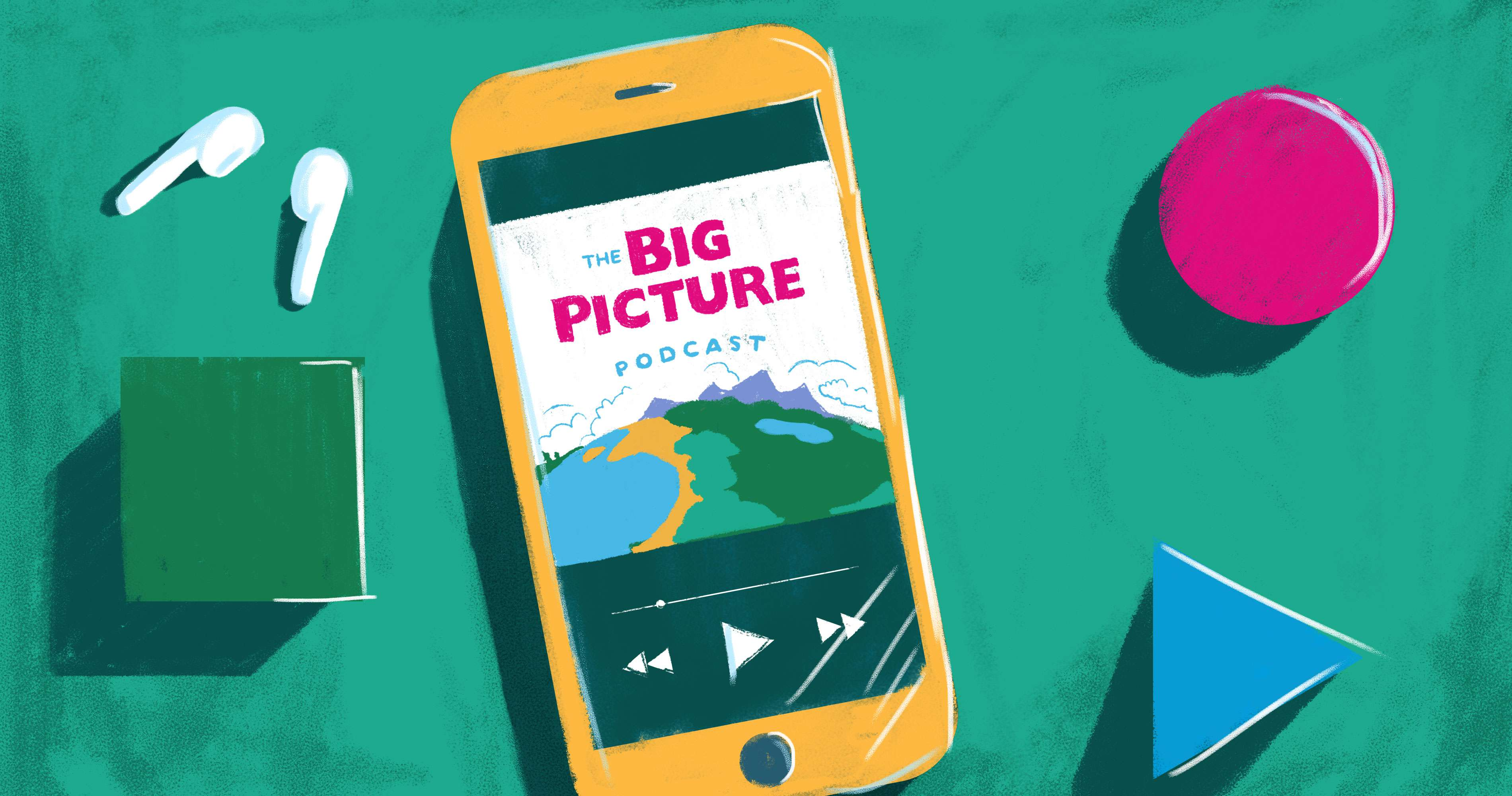 Introducing The Big Picture Podcast: A Podcast Series for Families