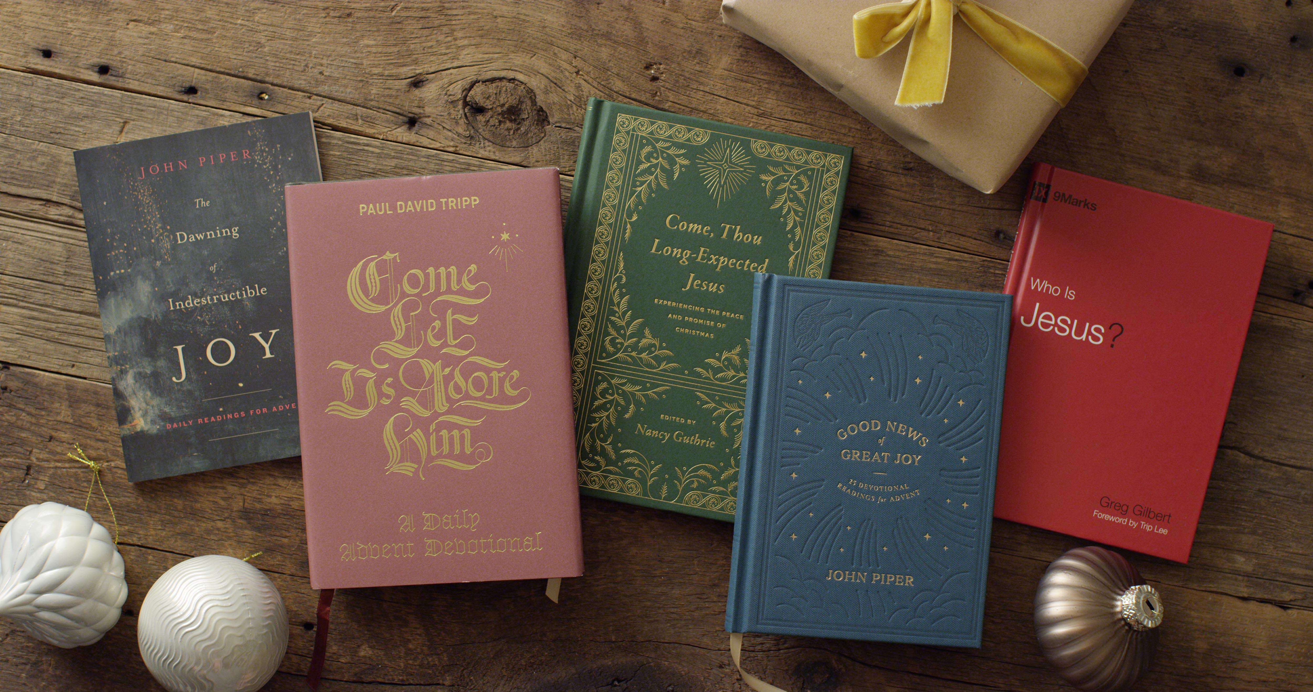 Crossway+ Special: Up to 50% Off Advent Resources