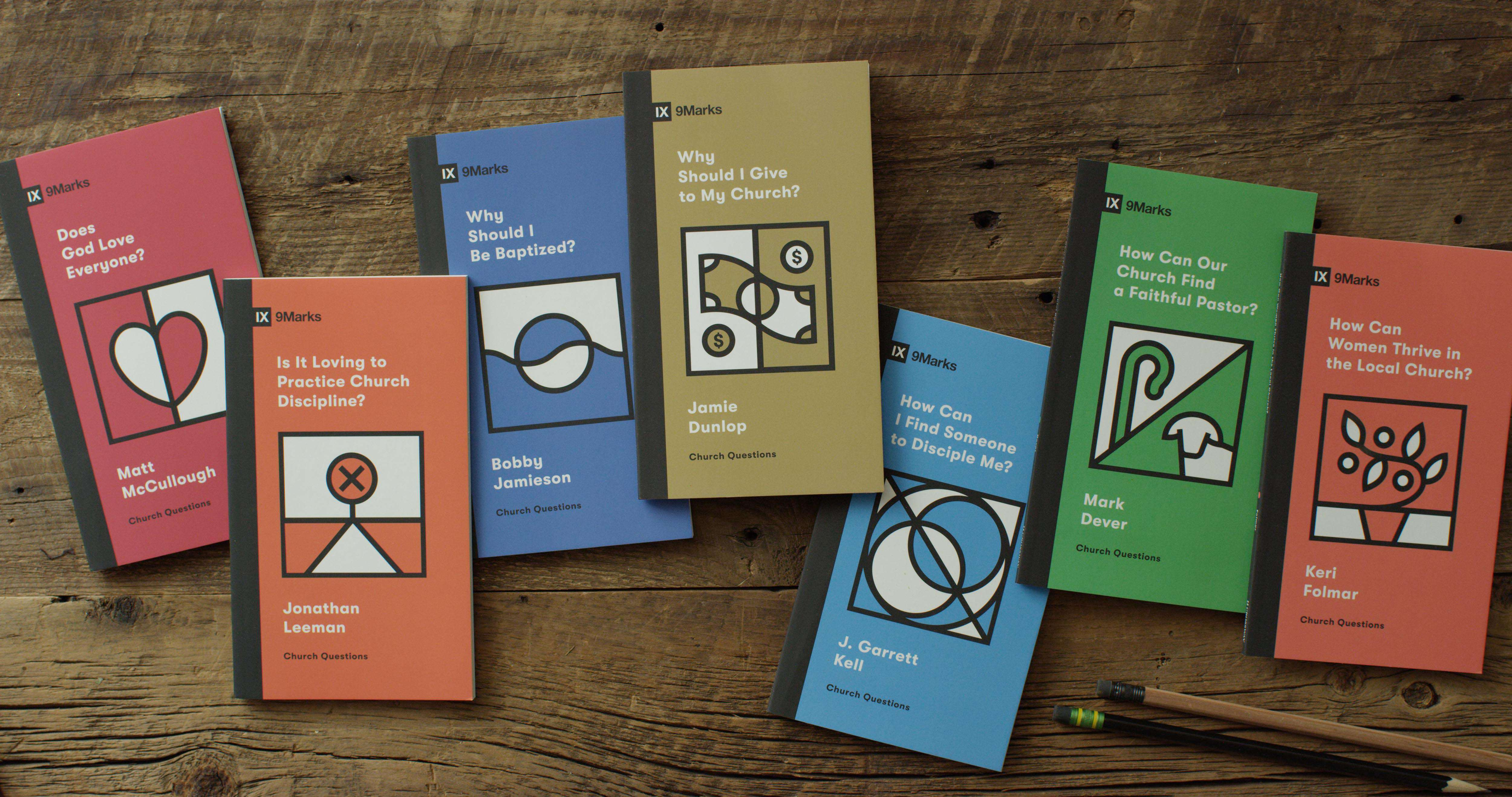 Crossway+ Special: 9Marks Church Questions