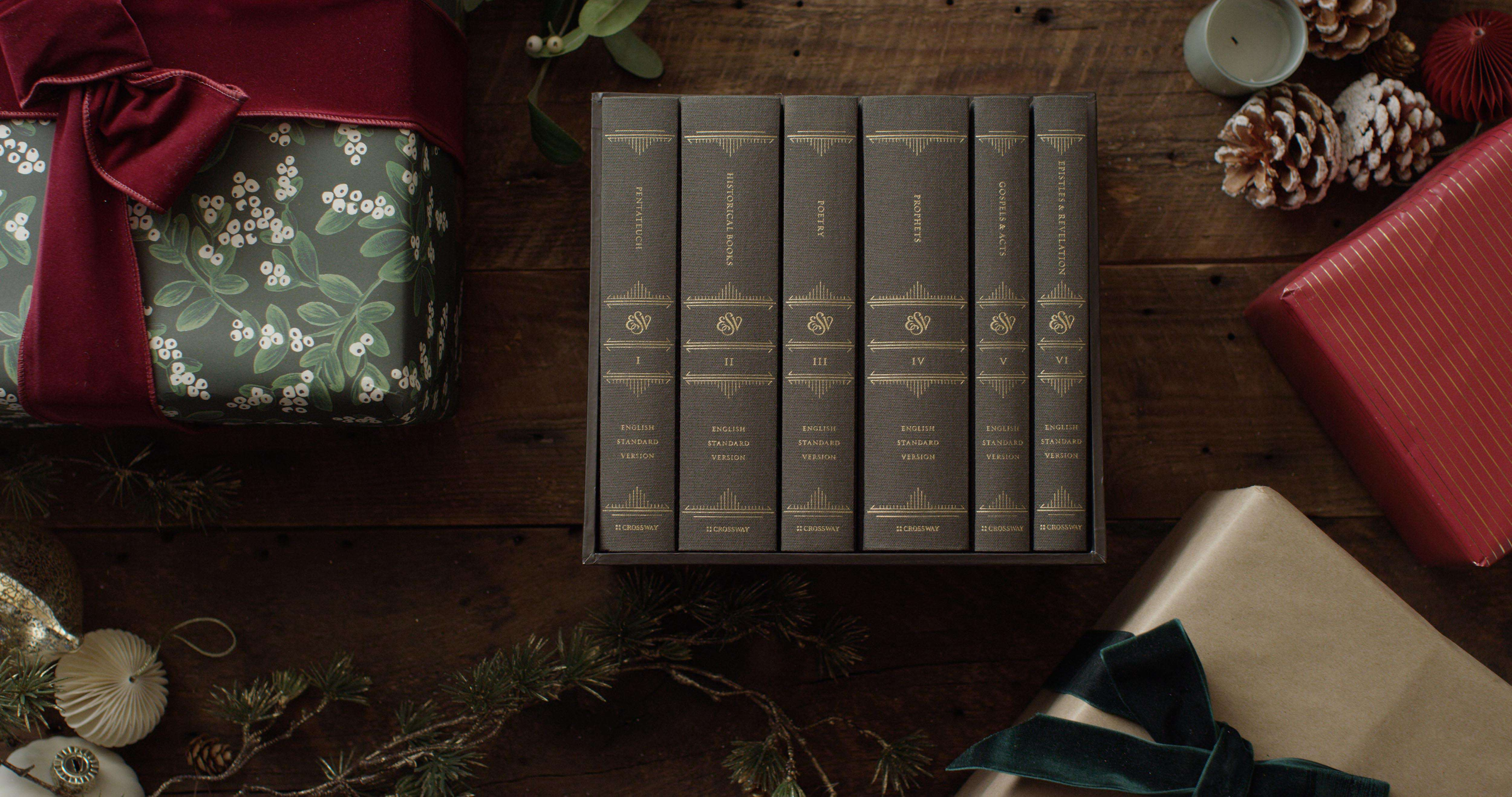 Crossway+ Cyber Monday Special: 55–65% Off ESV Bibles