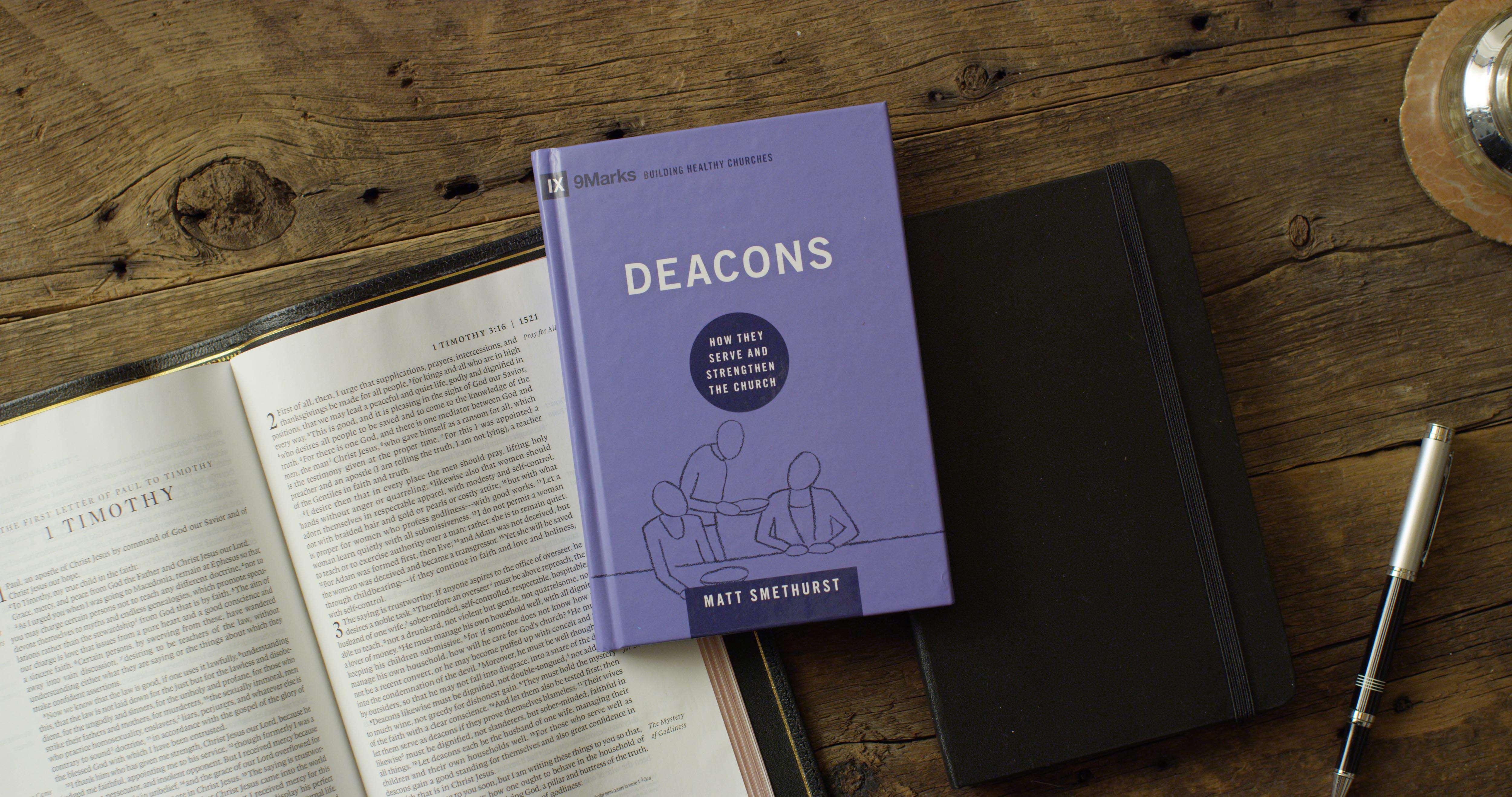 'Deacons' by Matt Smethurst