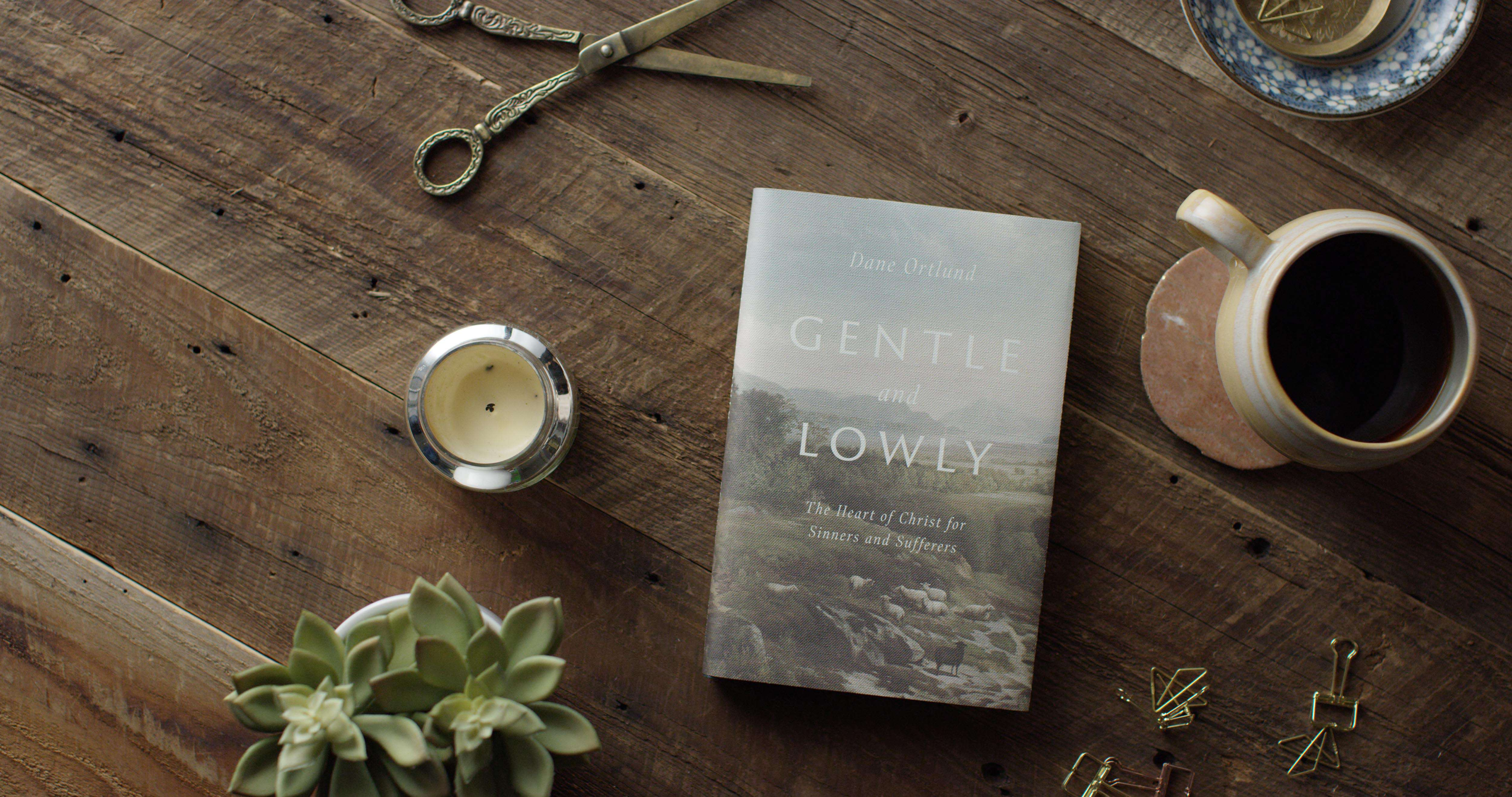 Gentle and Lowly Book by Dane Ortlund