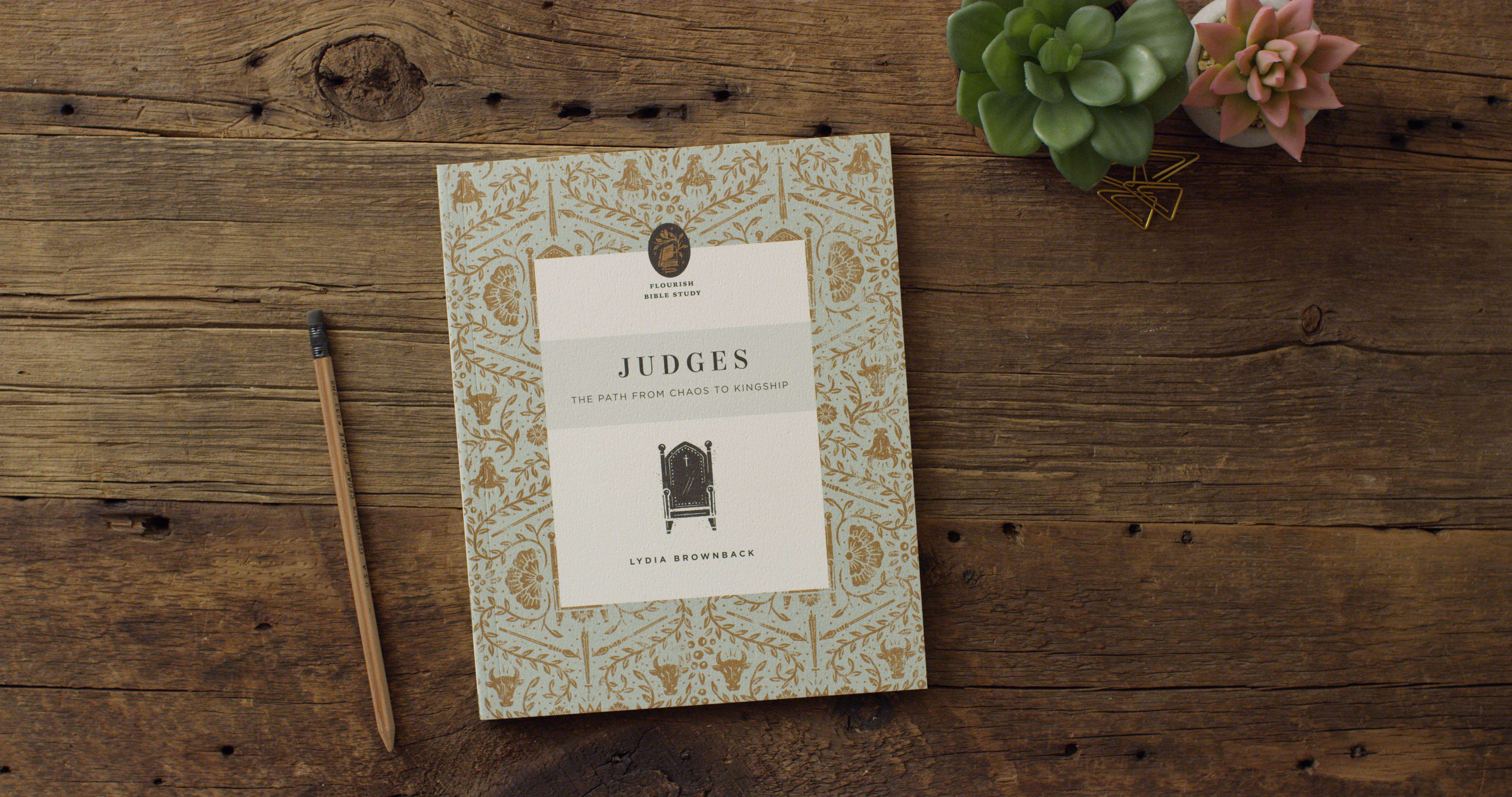Judges: The Path from Chaos to Kingship