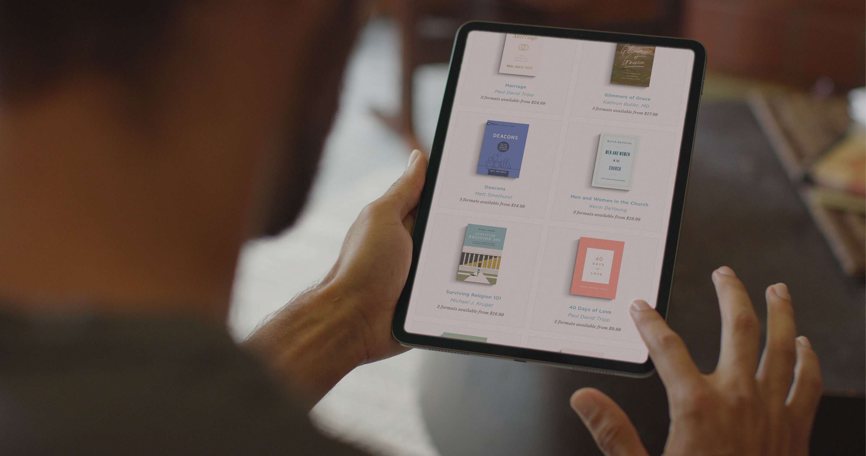 Crossway+ Special: All Ebooks and Audiobooks for $4.99
