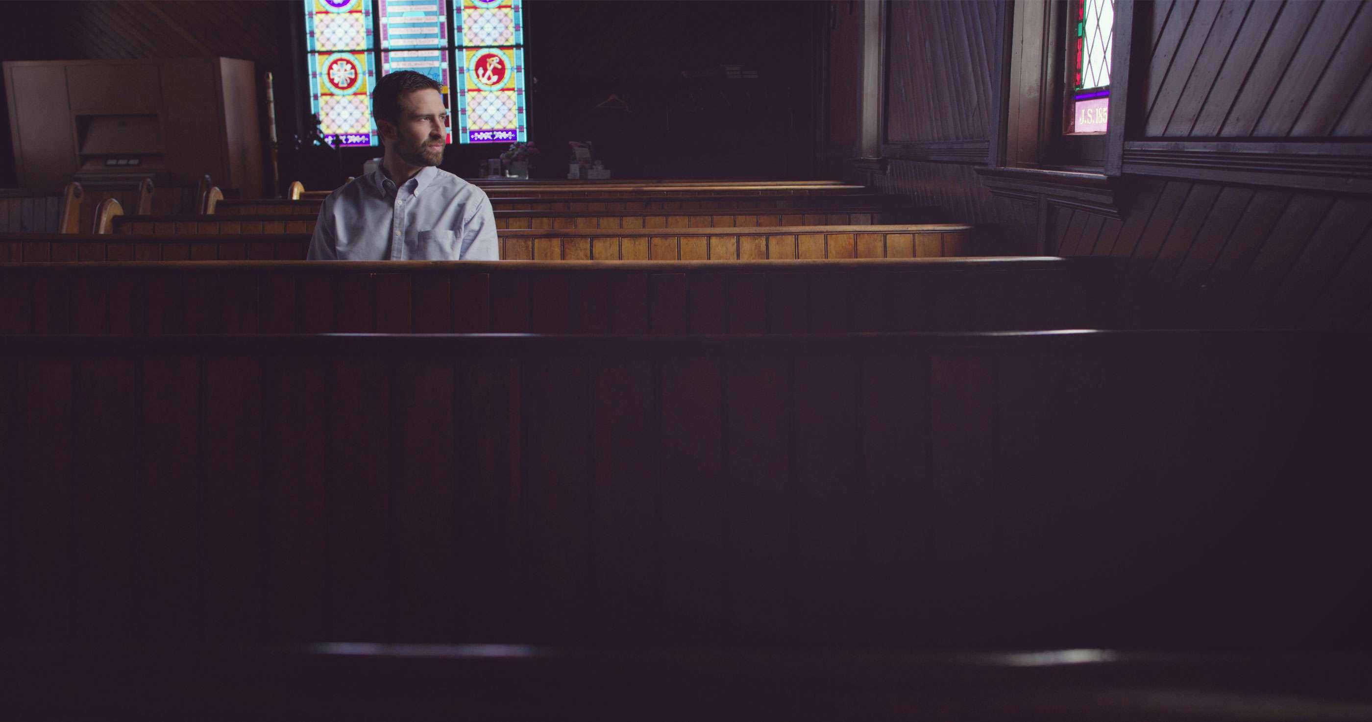 The Gospel Is for Pastors Too