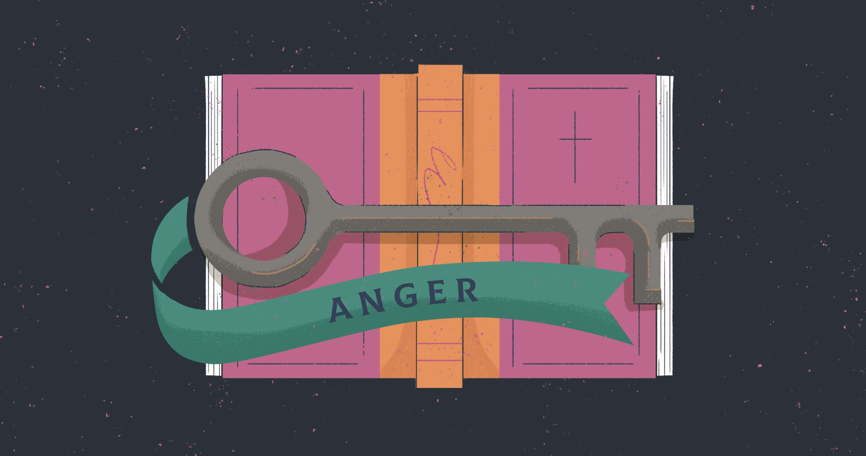 10 Key Bible Verses on Anger
