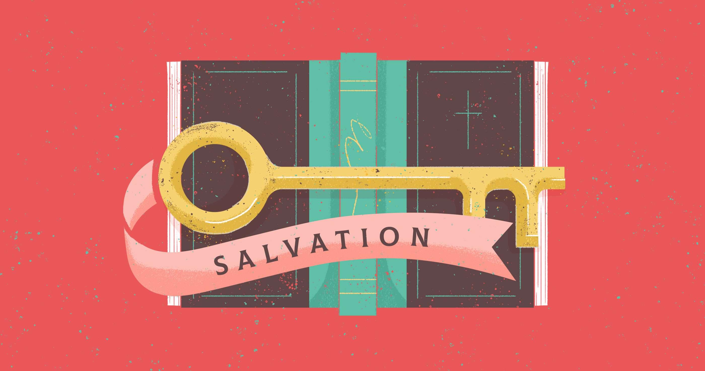 10 Key Bible Verses on Salvation