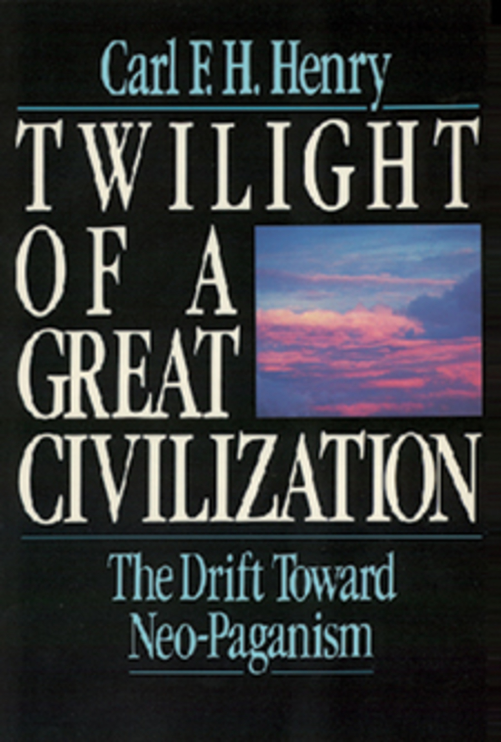Twilight of a Great Civilization