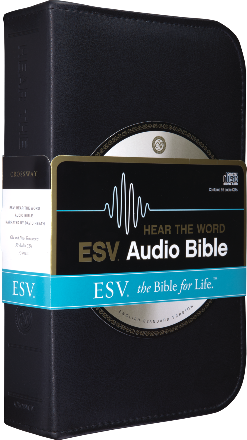 ESV Hear the Word Audio Bible (CD)