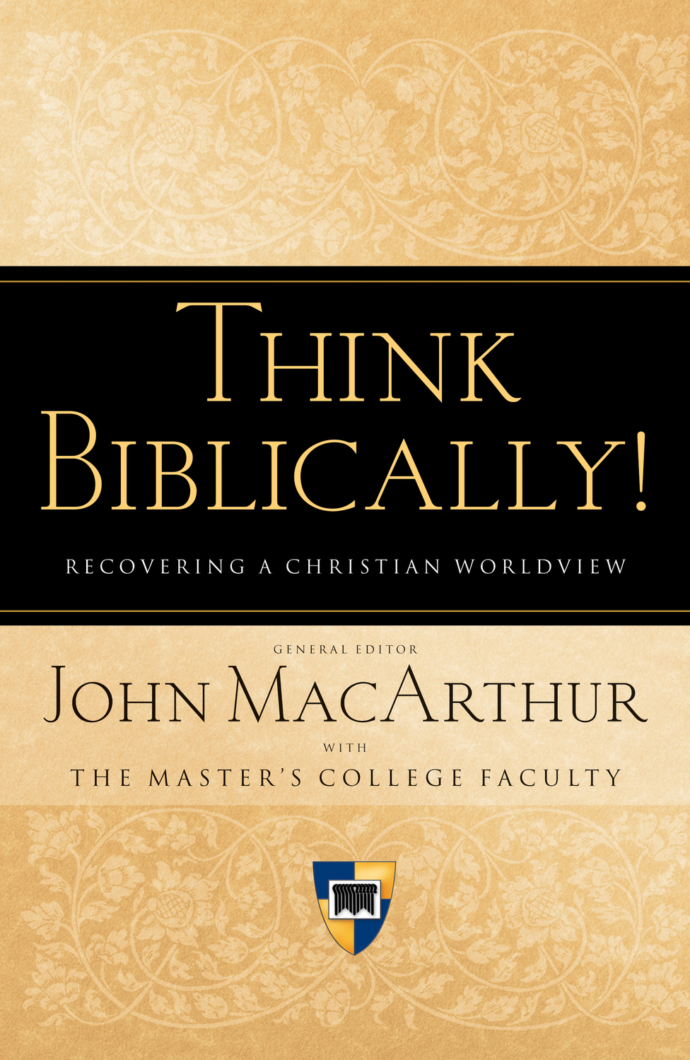 Think Biblically!
