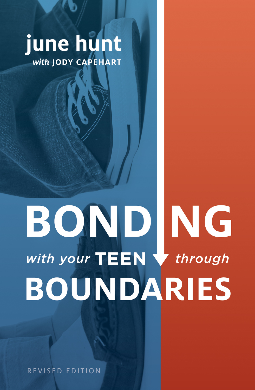 Bonding with Your Teen through Boundaries