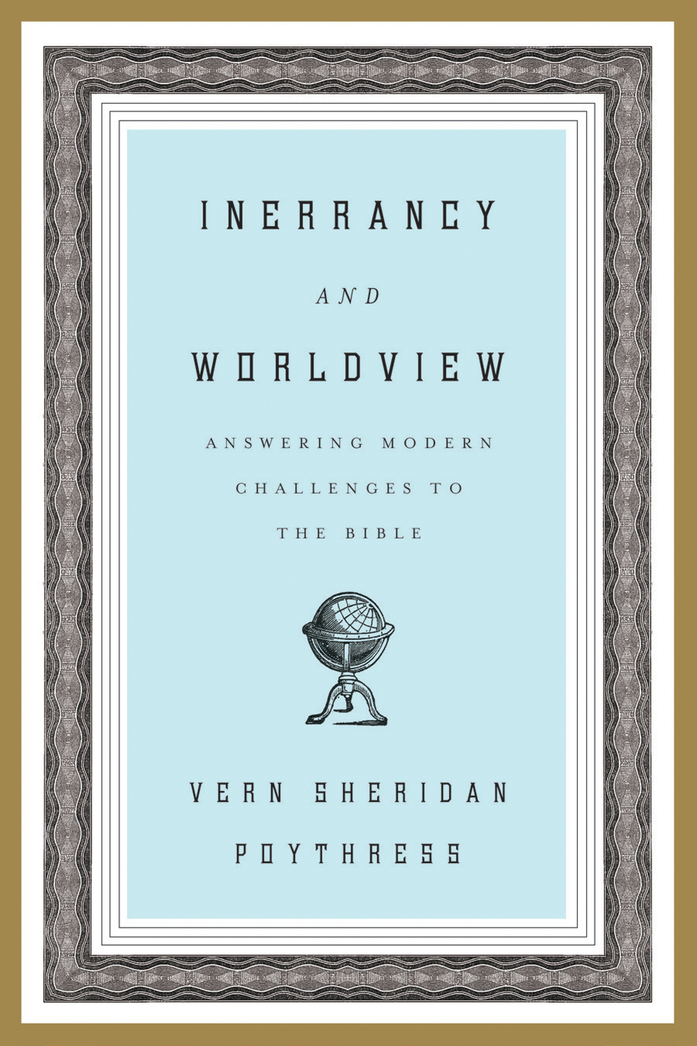 Inerrancy and Worldview Cover