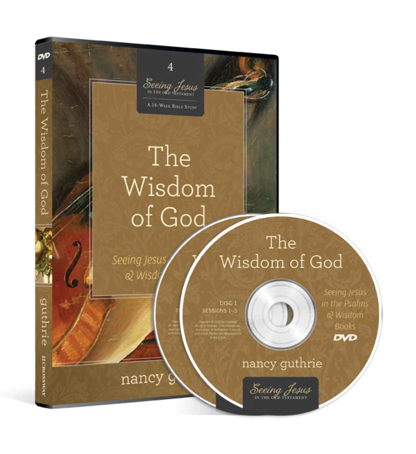 The Wisdom of God DVD