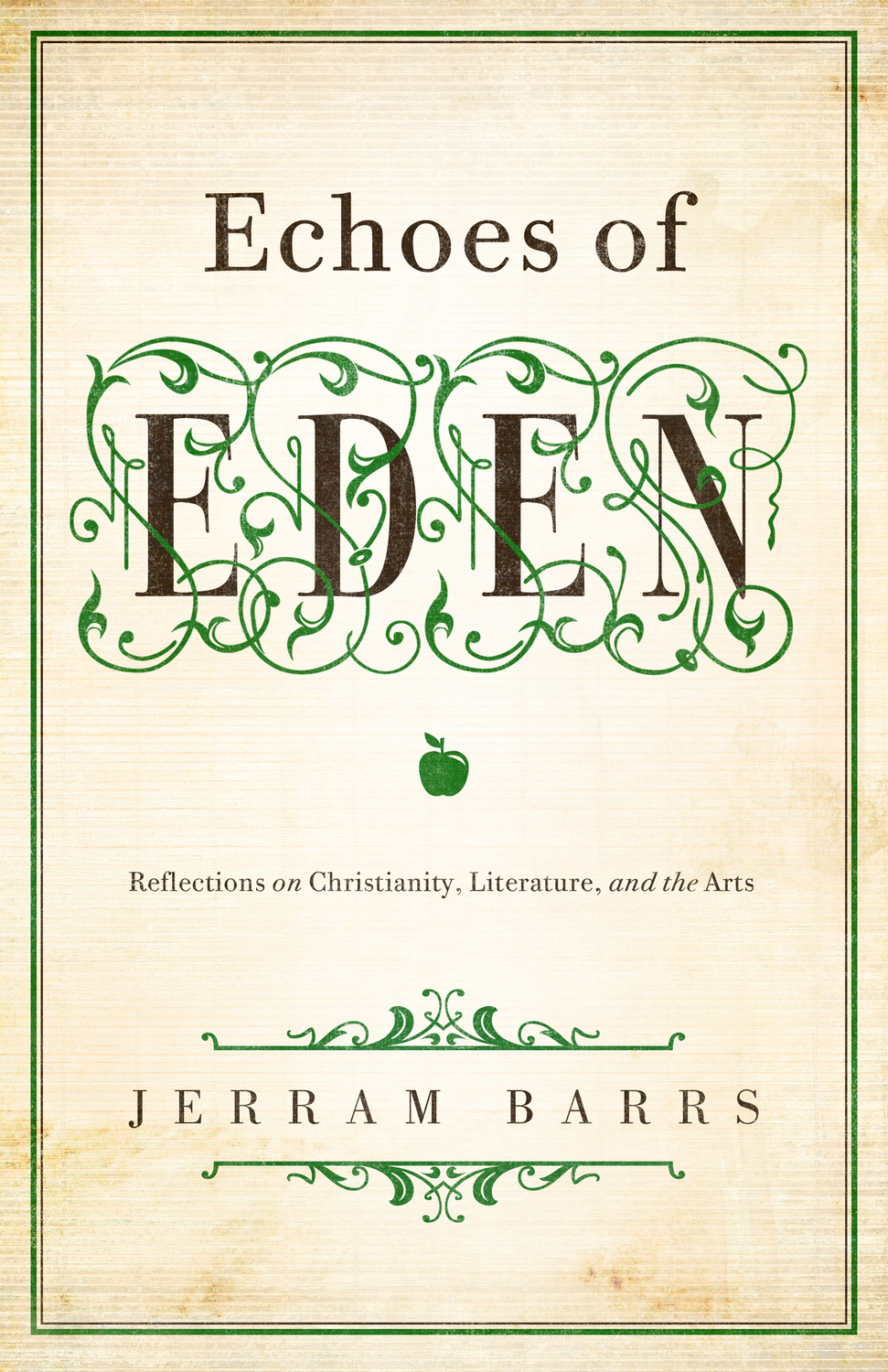 Echoes of Eden Cover