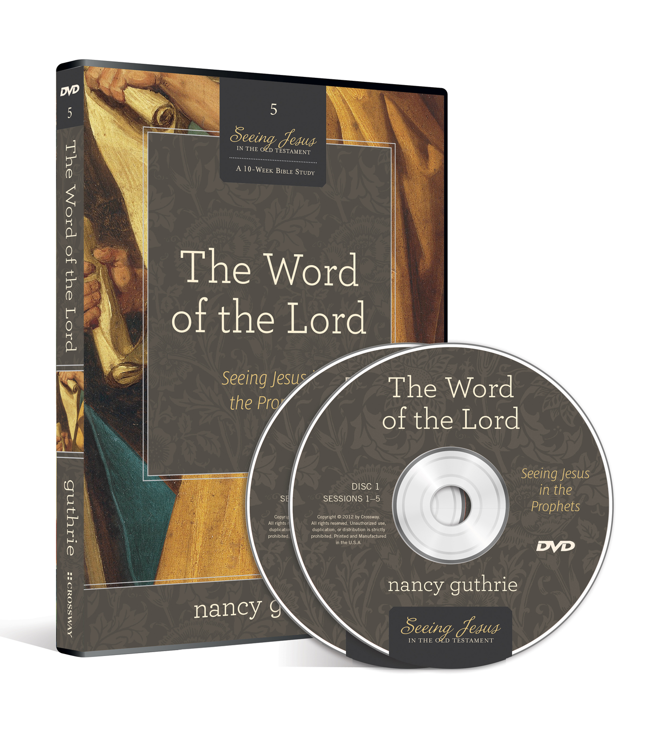 The Word of the Lord DVD
