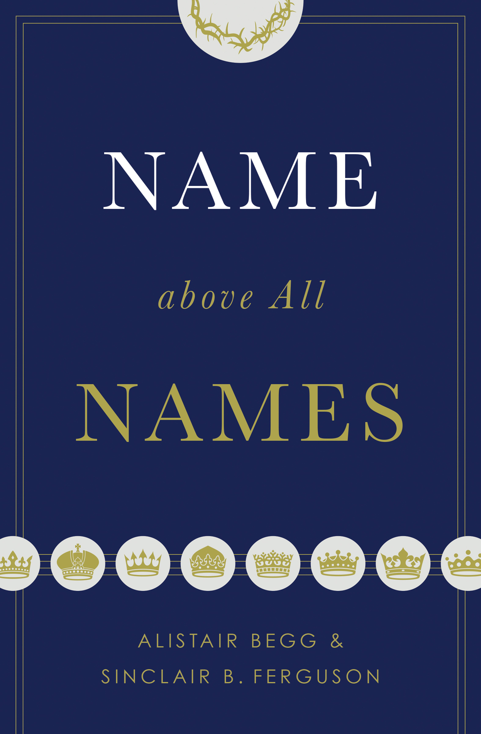 Name above All Names Cover