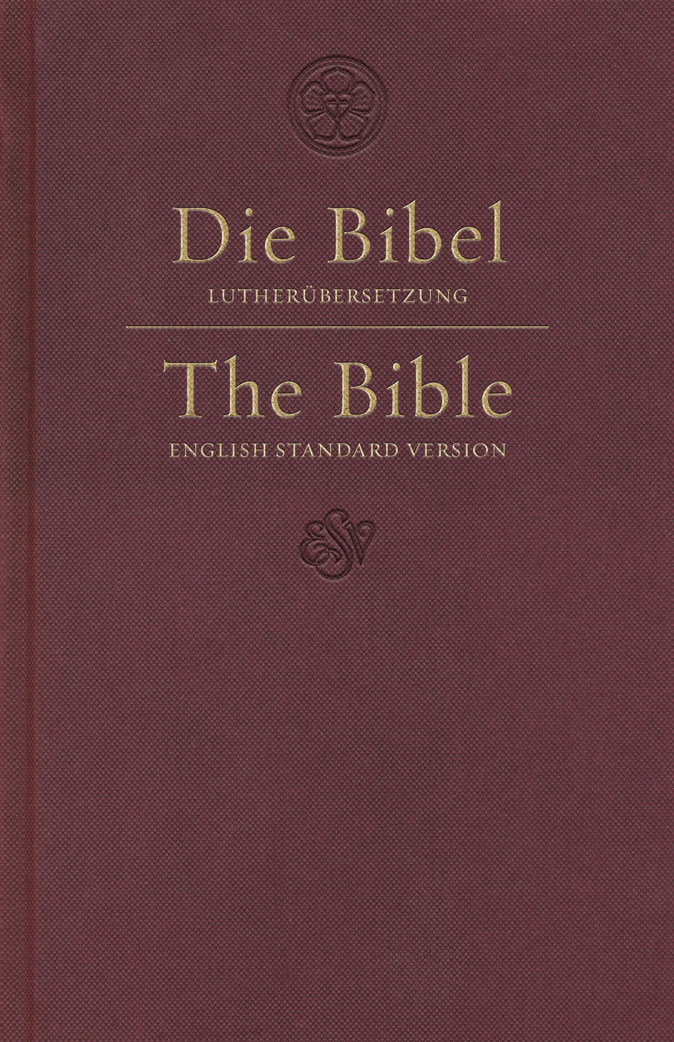 ESV German/English Parallel Bible
