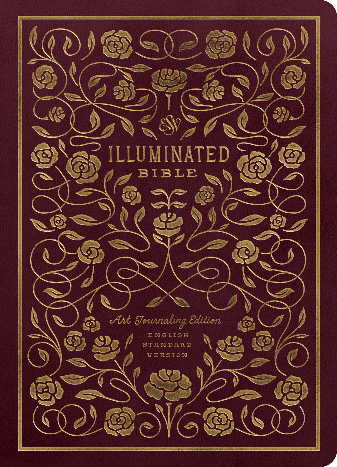 ESV Illuminated Bible, Art Journaling Edition