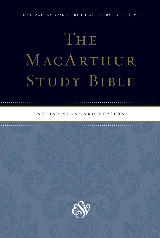 ESV MacArthur Study Bible, Personal Size