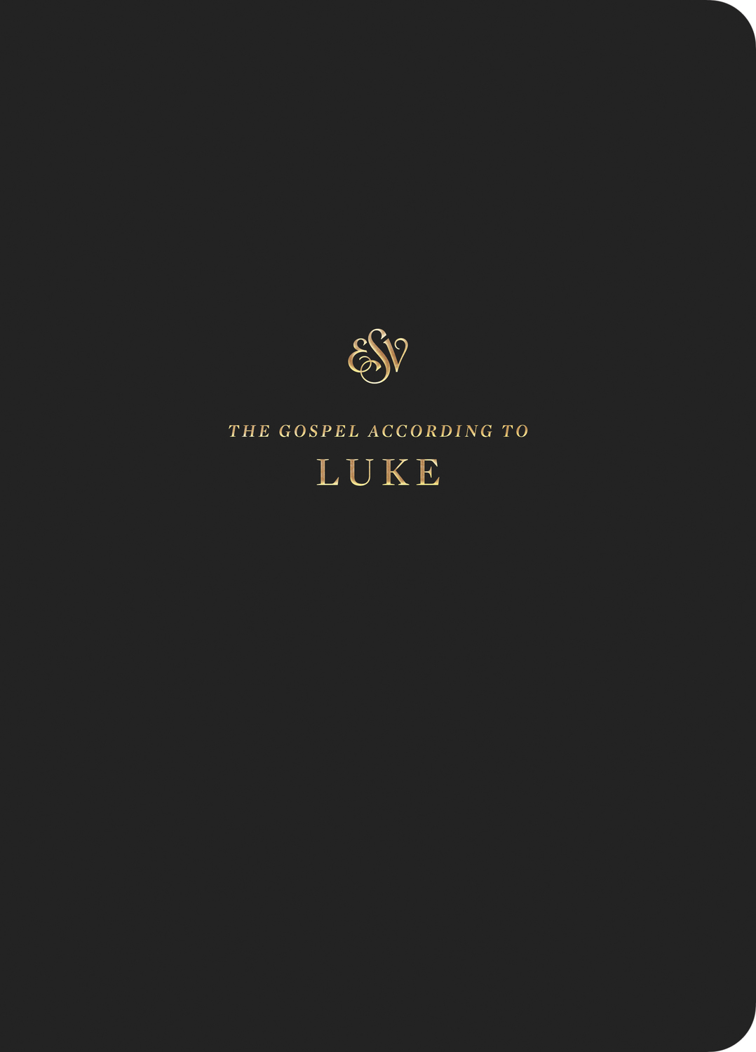 ESV Scripture Journal: Luke