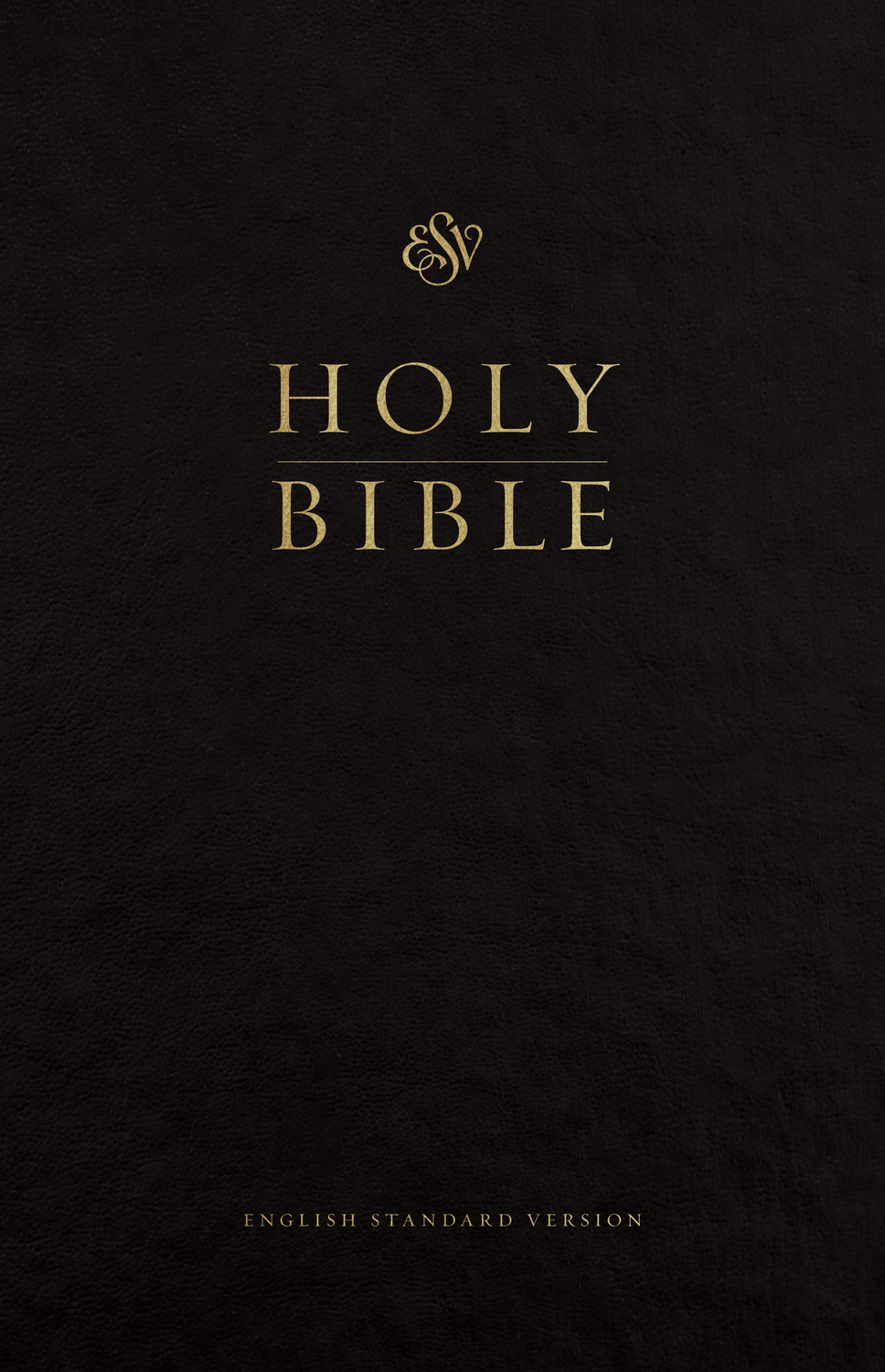 ESV Premium Pew and Worship Bible