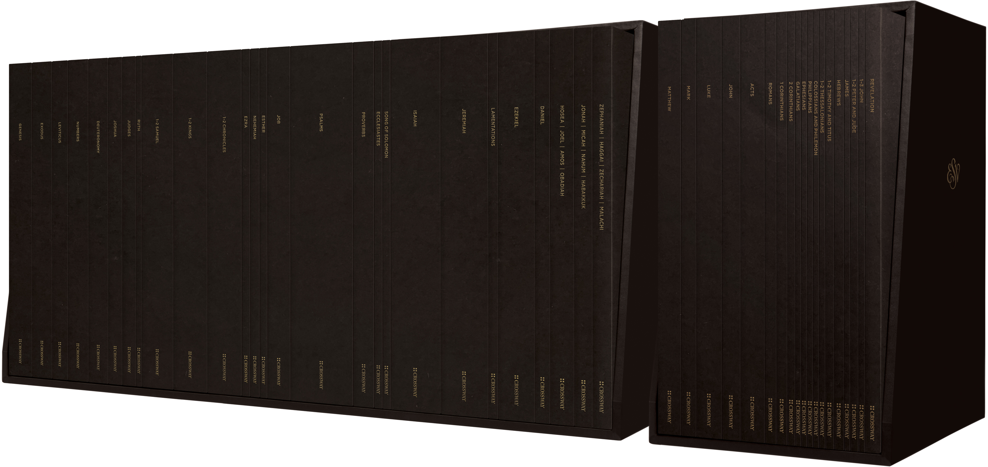 ESV Scripture Journal: Old and New Testament Sets