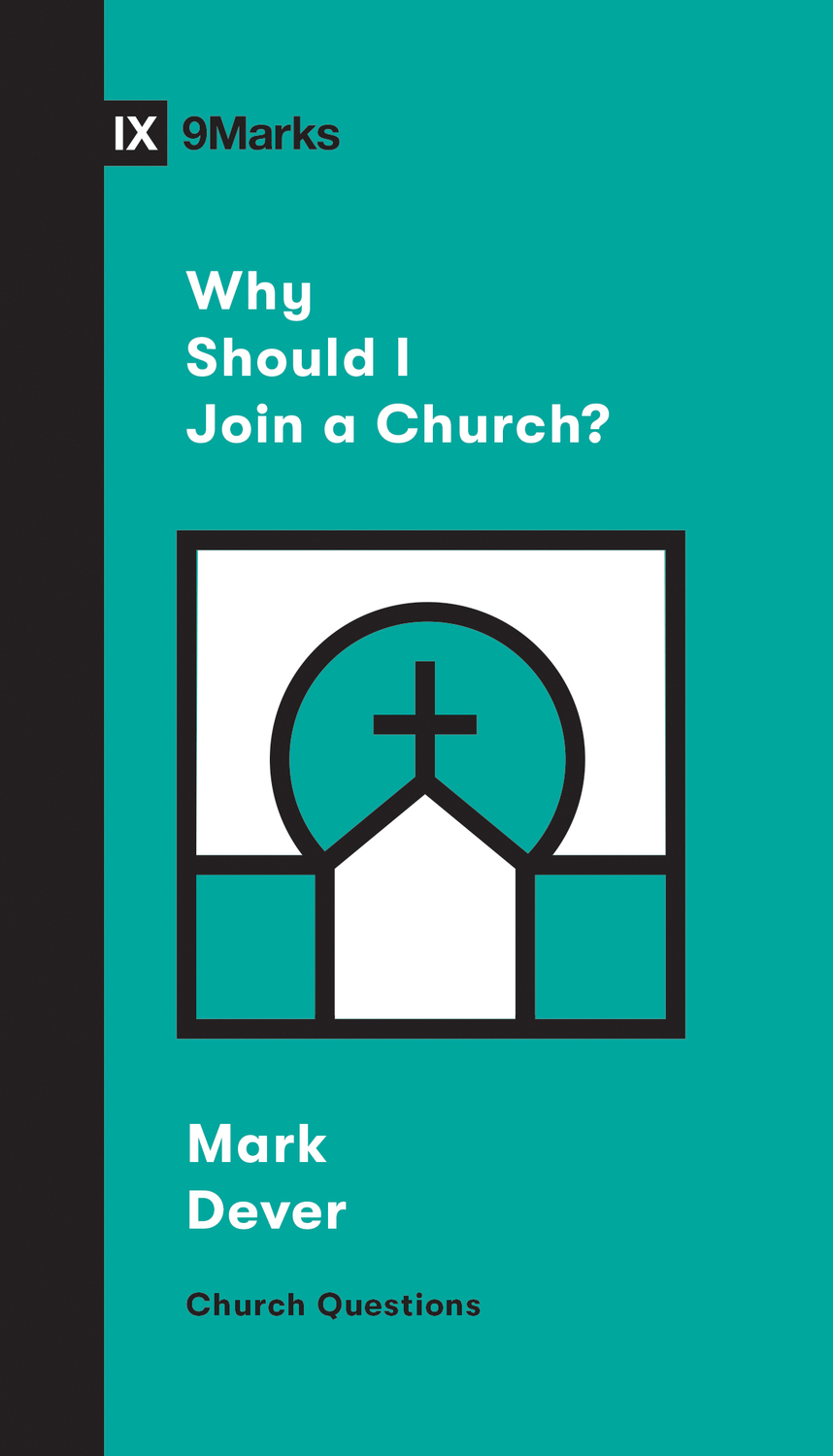 Why Should I Join a Church?