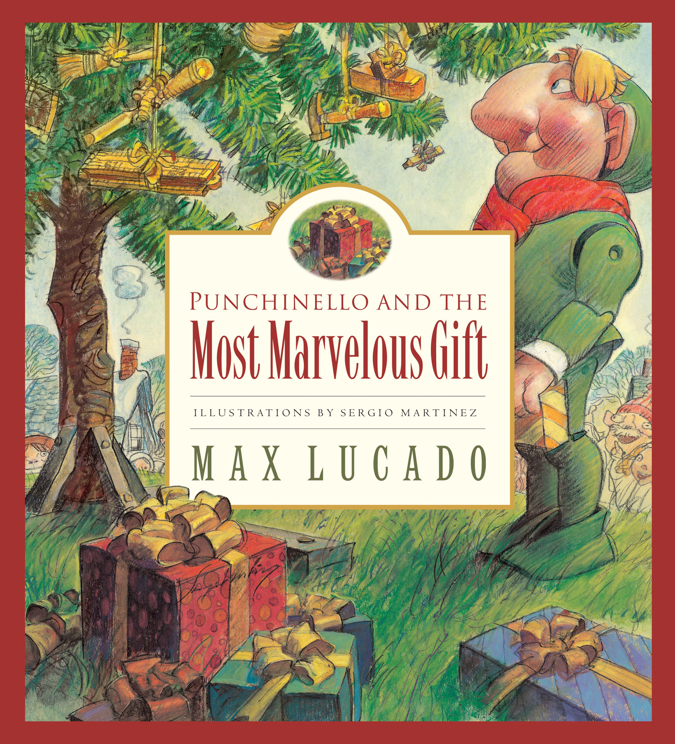 Punchinello and the Most Marvelous Gift