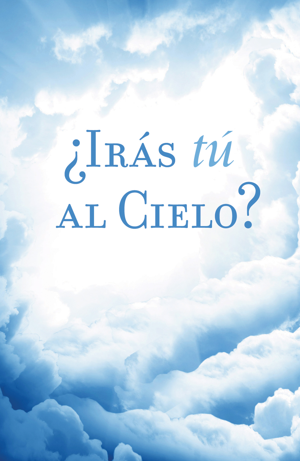 Are You Going to Heaven? (Spanish)