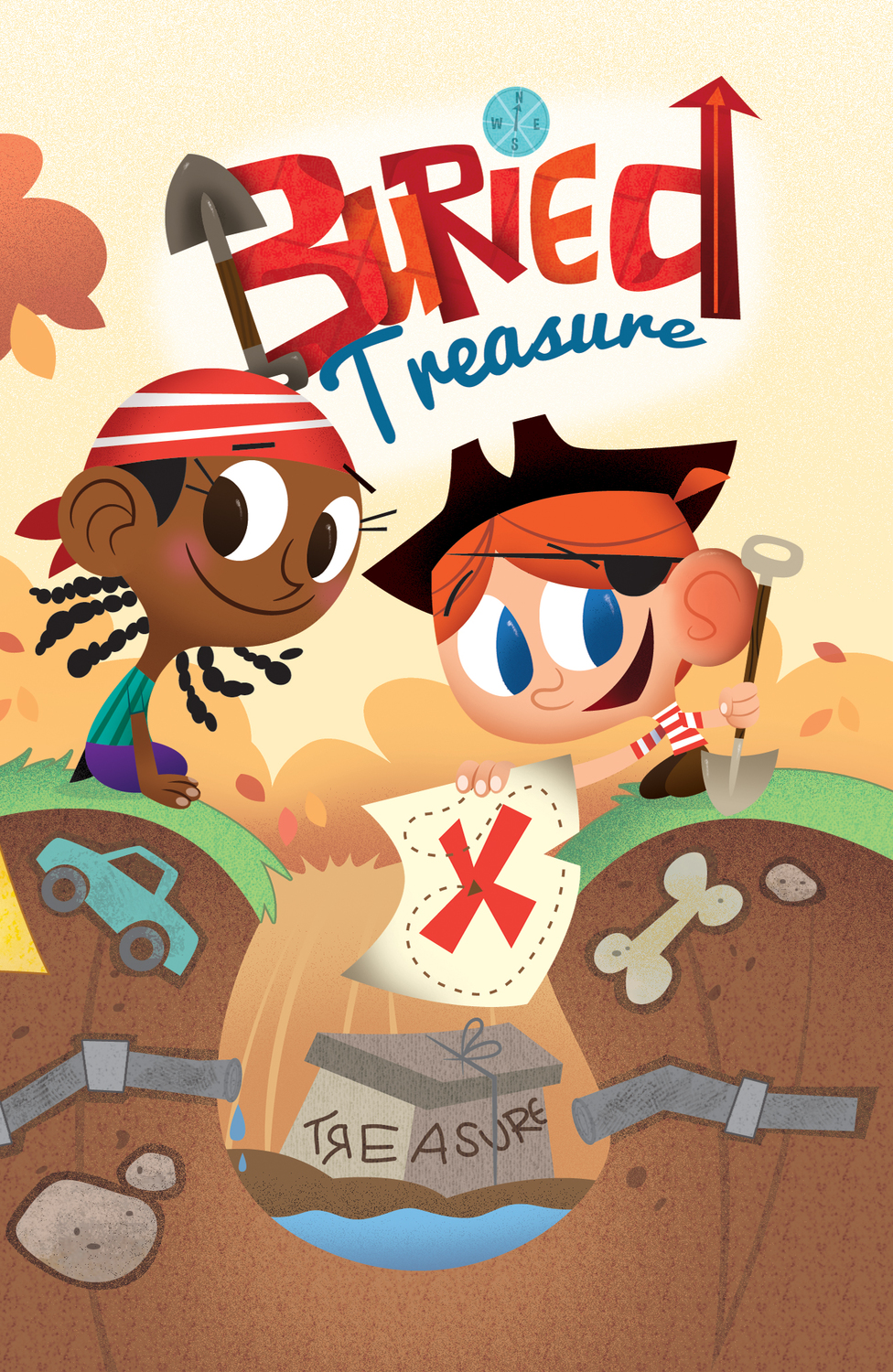 Buried Treasure (ATS)