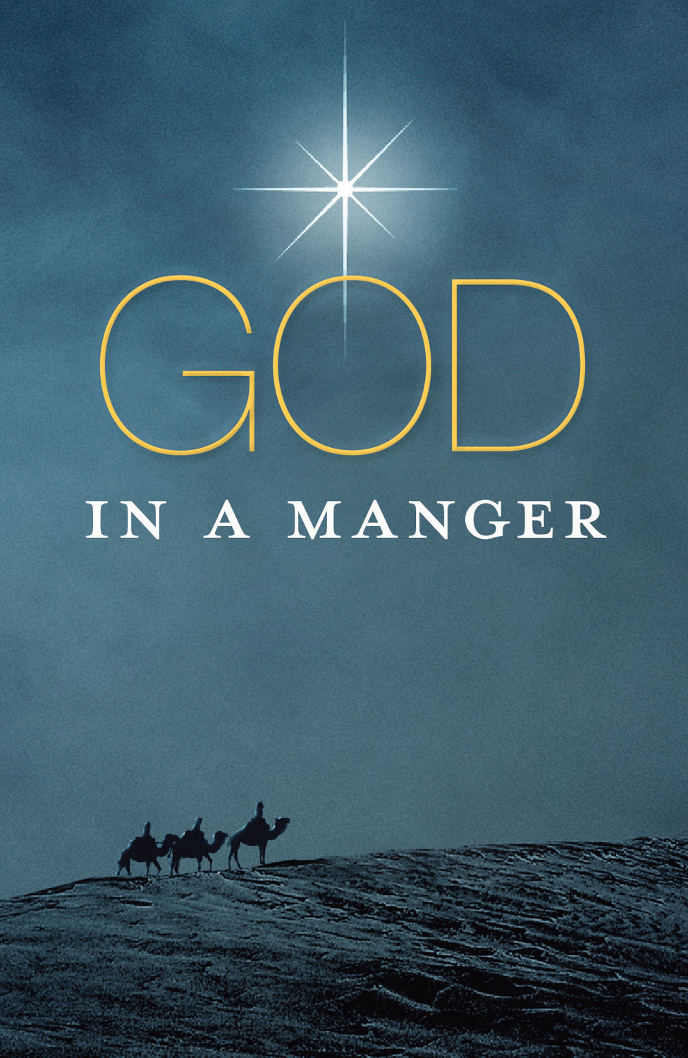 God in a Manger