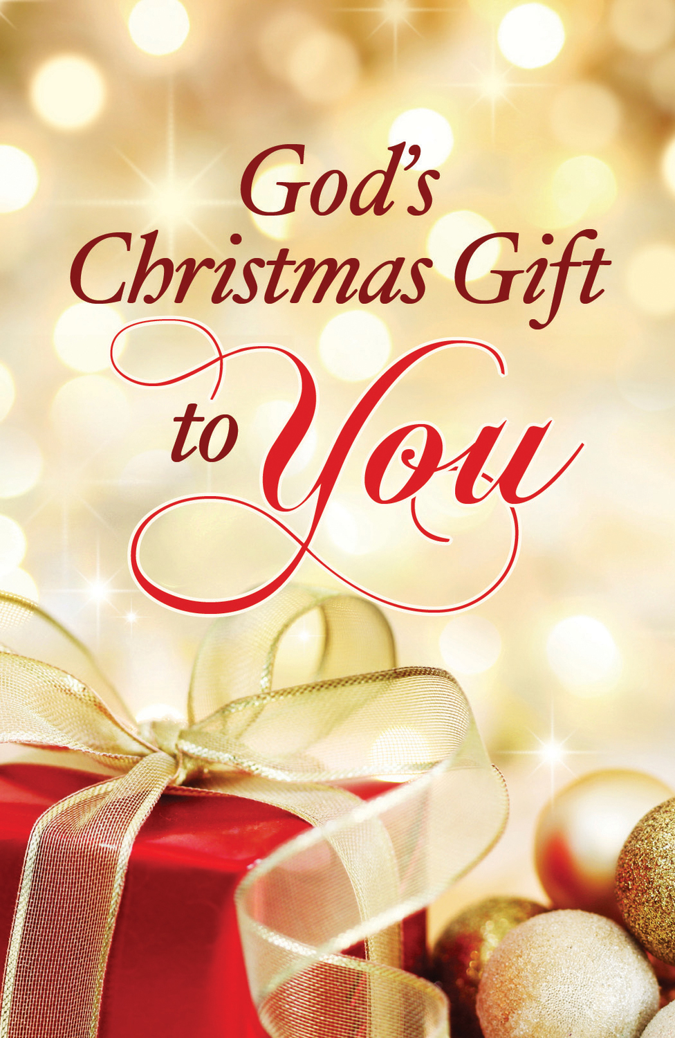 God's Christmas Gift to You