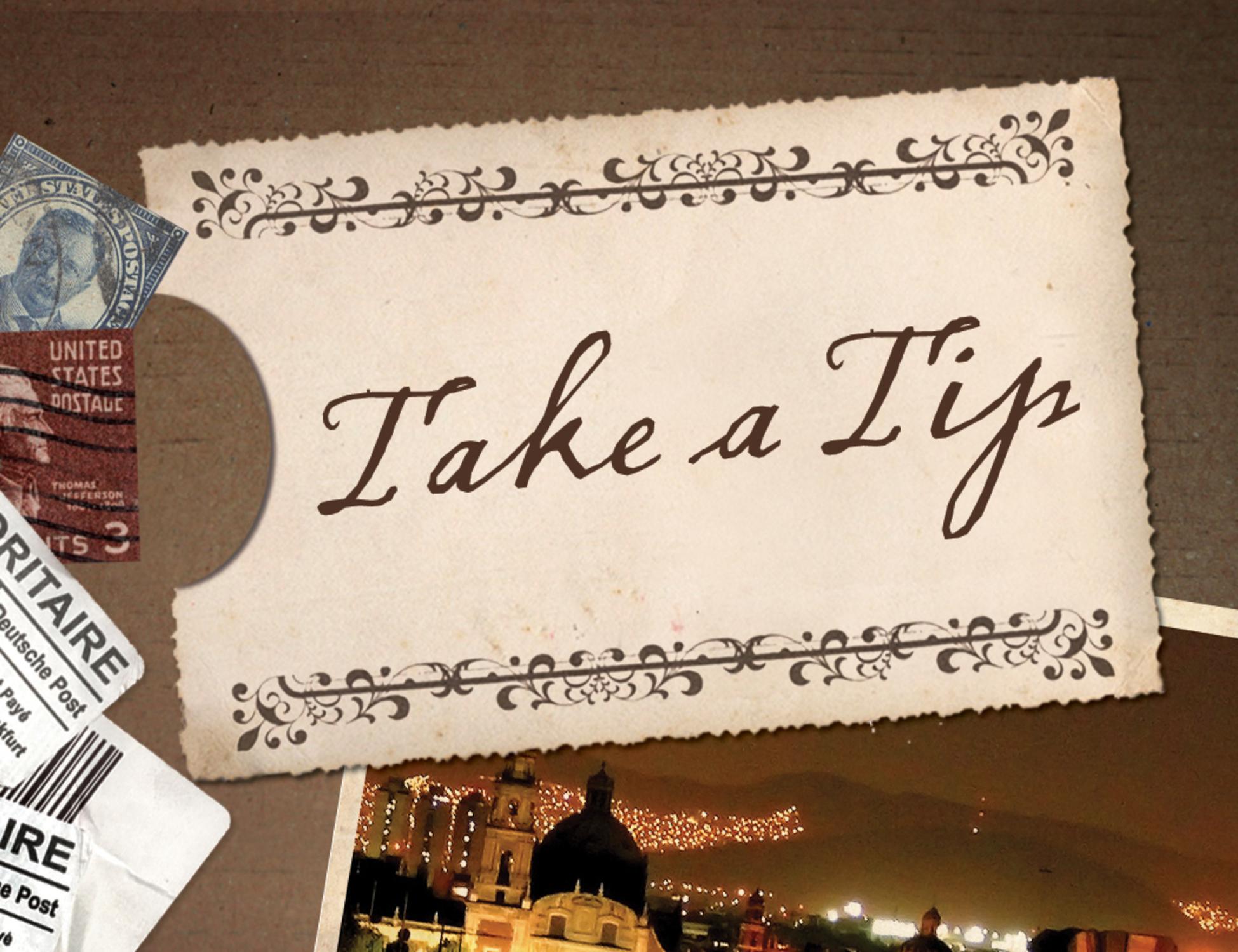 Take a Tip