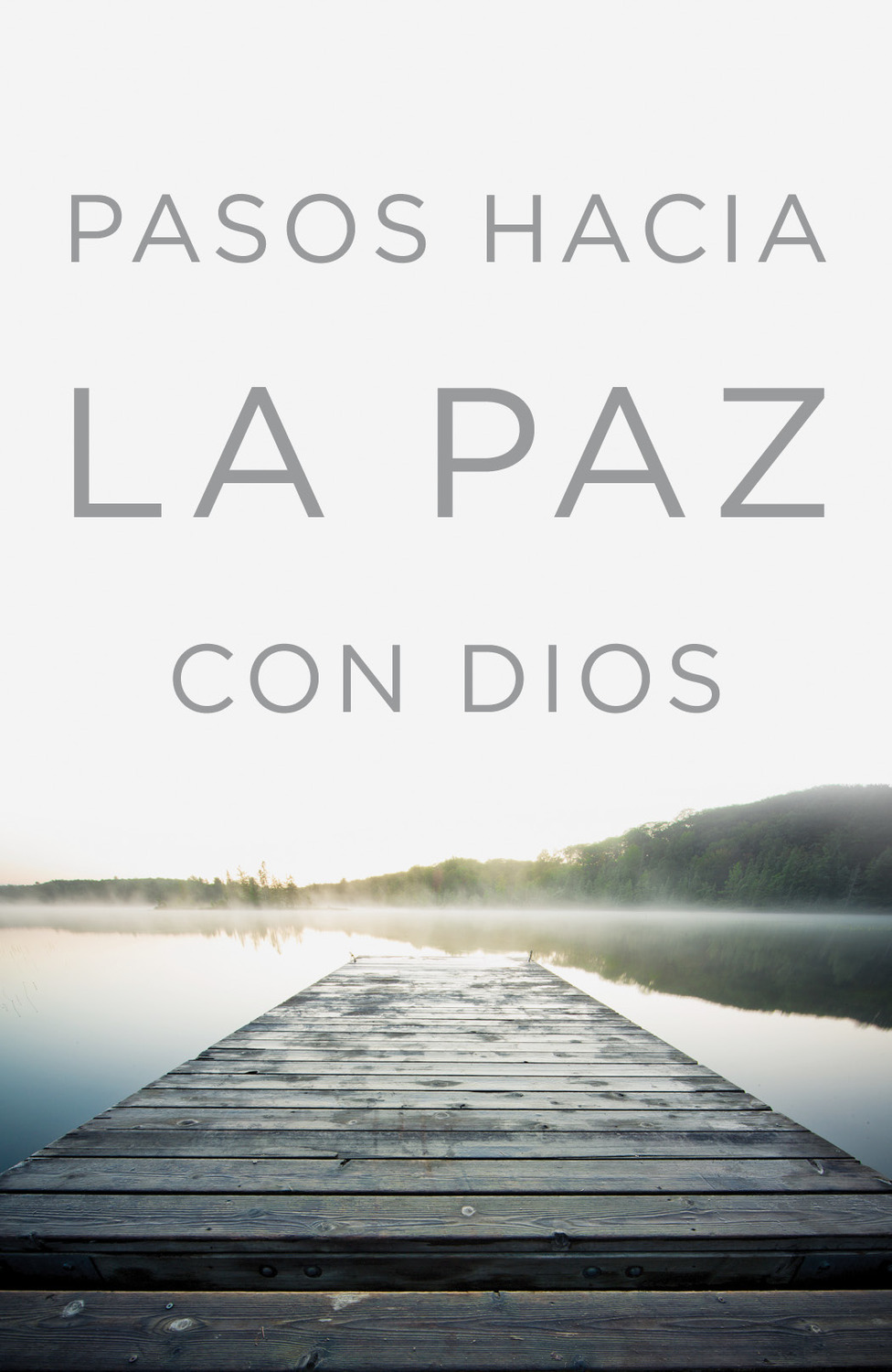 Steps to Peace with God (Spanish)