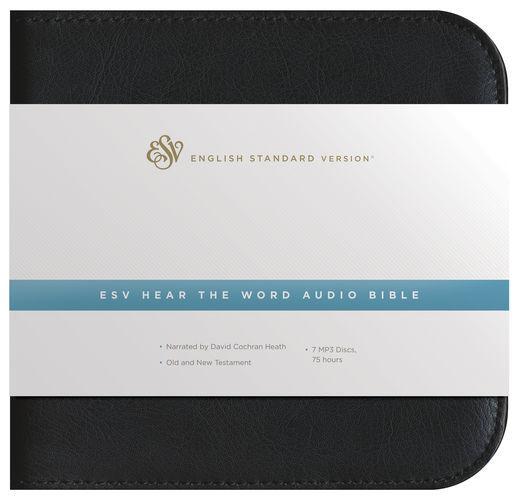 ESV Audio Download New Testament (Hear the Word)