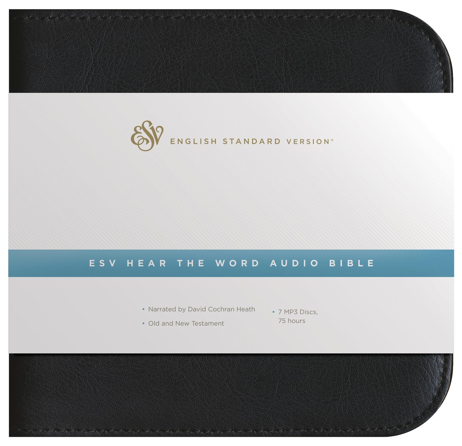 ESV Audio Download Gospels (Hear the Word)