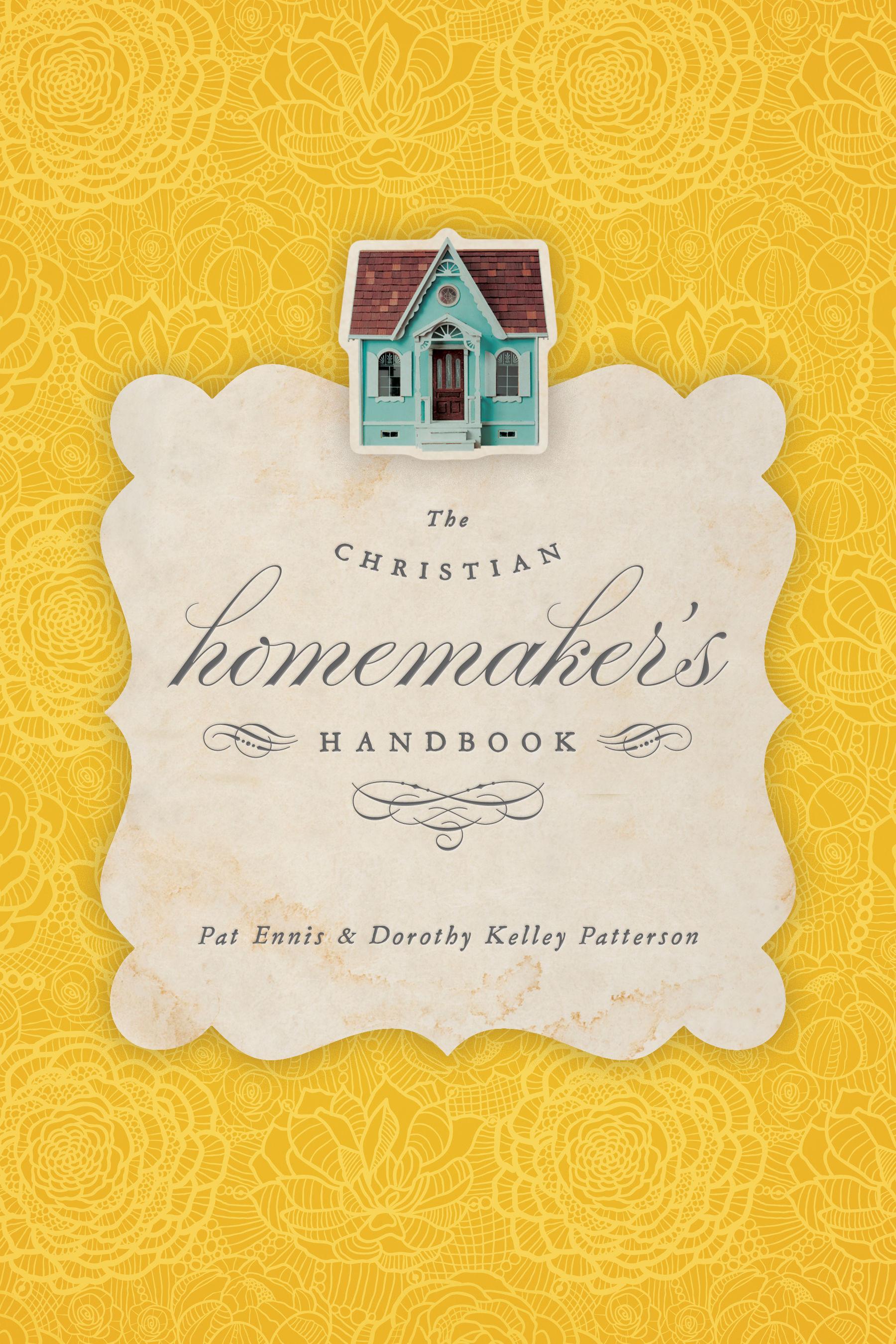 The Christian Homemaker's Handbook Cover