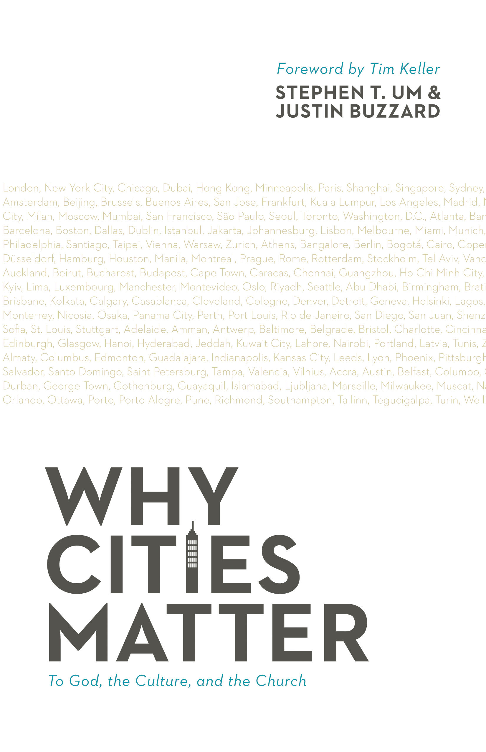 Why Cities Matter Cover