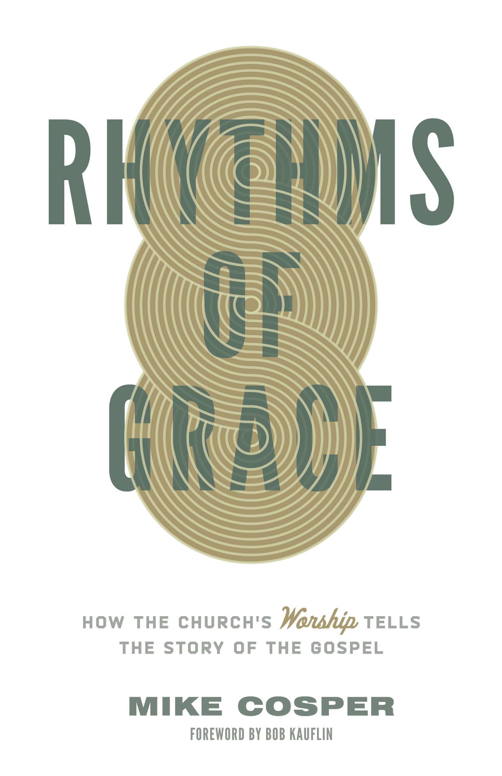 Rhythms of Grace Cover