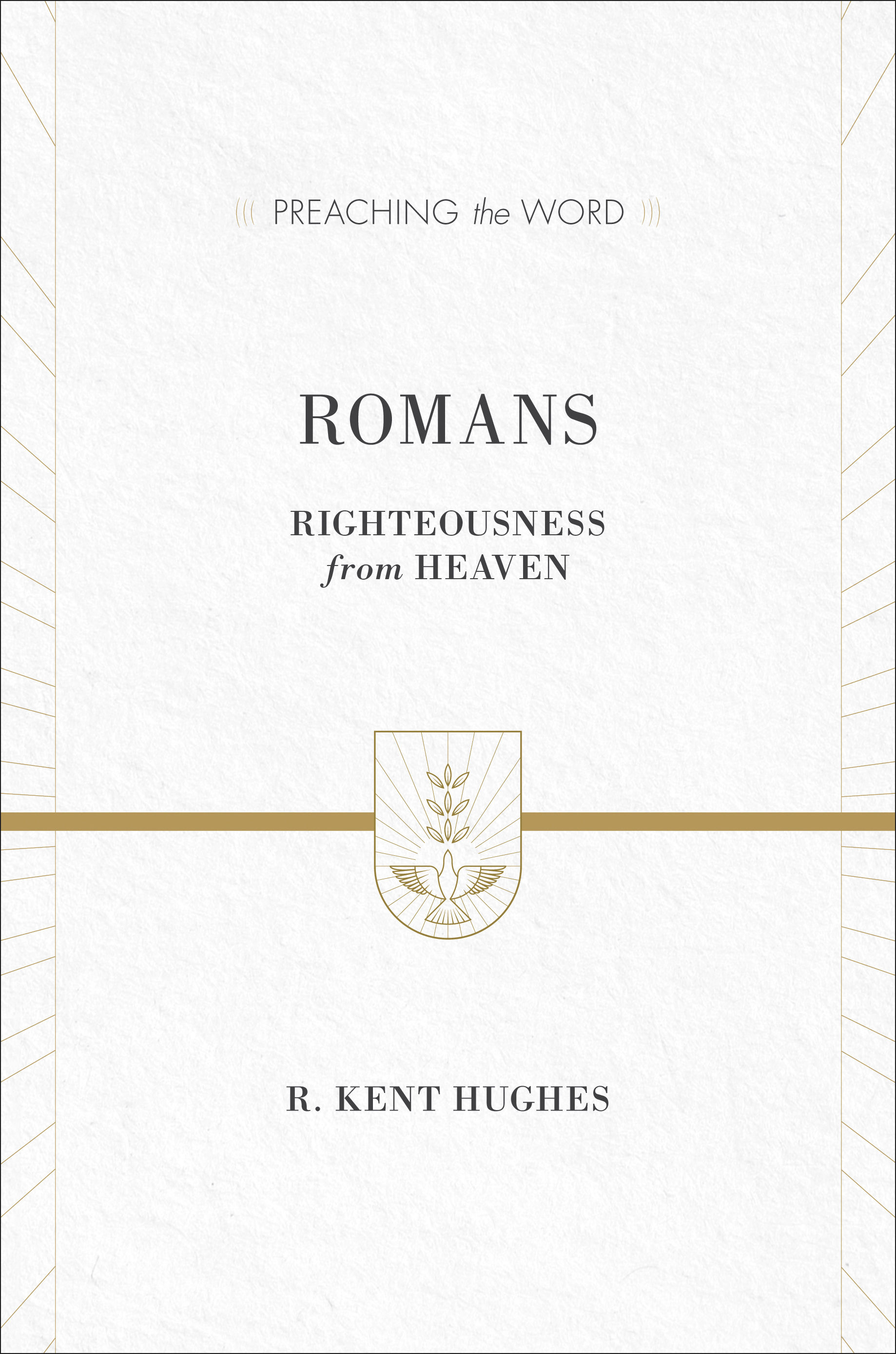 Romans: Righteousness from Heave Cover