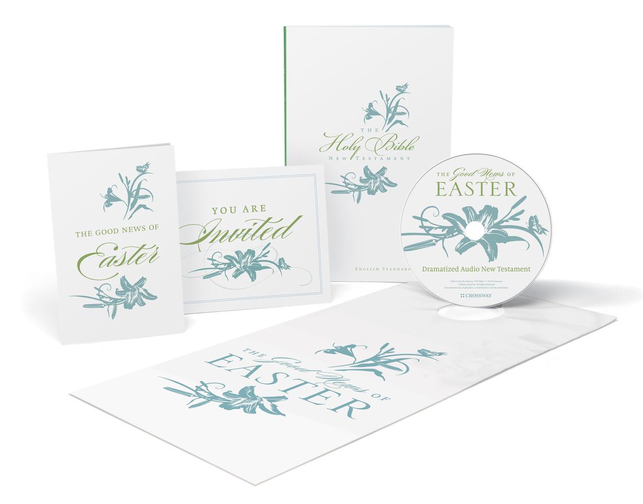 ESV Share the Good News® of Easter Kit