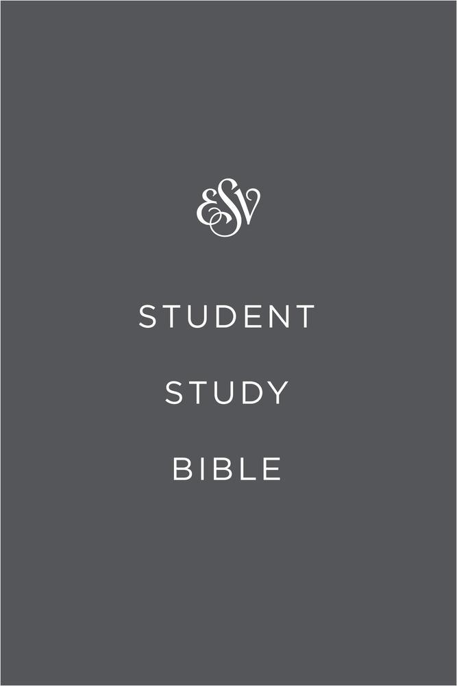 Student Study Bible