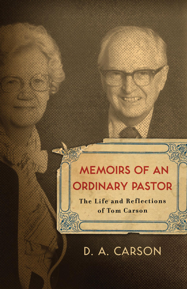 Memoirs of an Ordinary Pastor