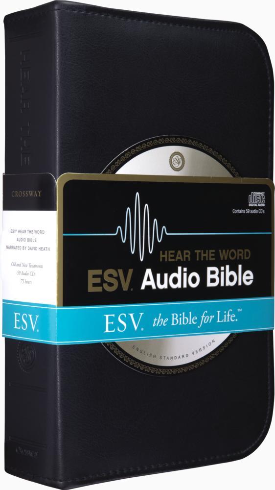 ESV Hear the Word Audio Bible (CD)